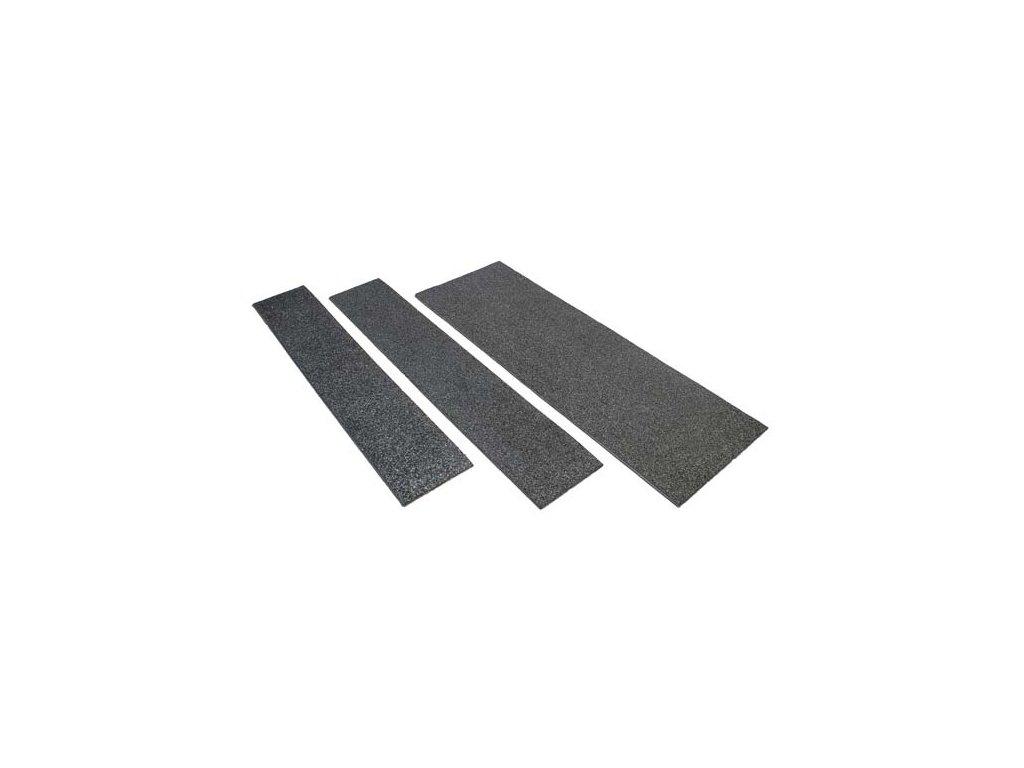 Grafitová podložka pro MBSM 150-200-2 (160x470mm)