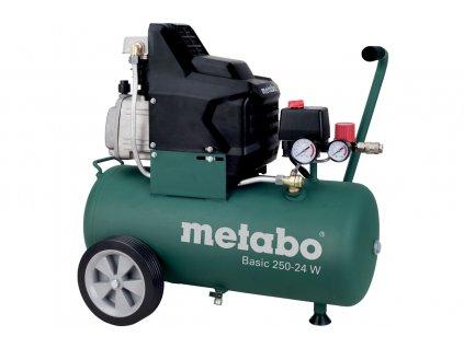 basic 250 24 w kompresor metabo