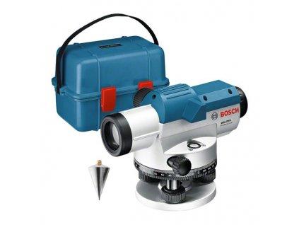 Optický nivelační přístroj - Bosch GOL 20 D  + Dárek dle vlastního výběru