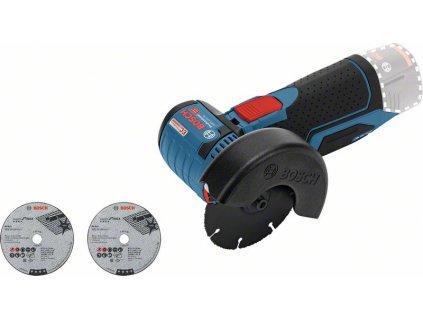 Akumulátorová úhlová bruska - Bosch GWS 12V-76