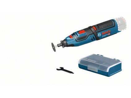 Akumulátorová přímá bruska - Bosch GRO 12V-35