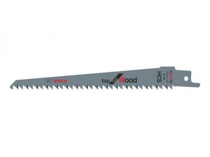 Pilový plátek do pily ocasky - Bosch S 644 D Top for Wood