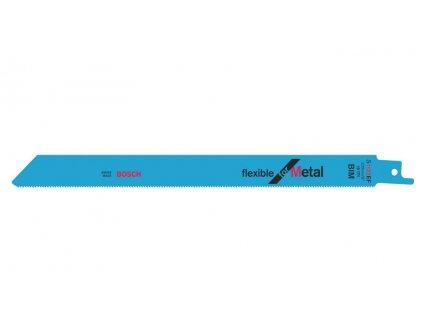 Pilový plátek do pily ocasky - Bosch S 1122 EF Flexible for Metal