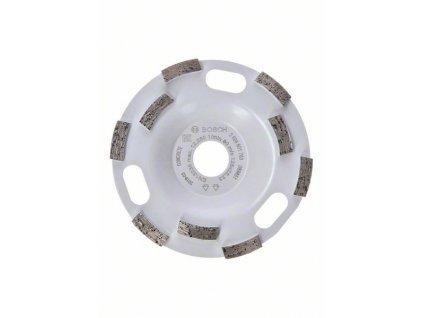 Diamantový brusný kotouč - Bosch Expert for Concrete srychlým úběrem materiálu 125 × 22,23 × 5mm