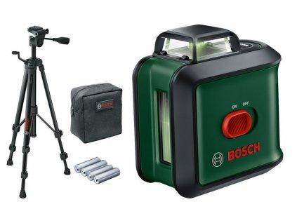 Křížový laser - Bosch Universal Level 360 v sadě  + Dárek dle vlastního výběru
