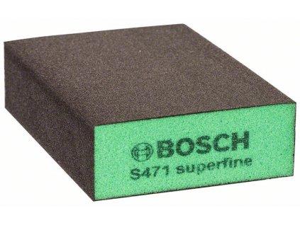 Brusná houba - Bosch Best for Flat and Edge 68 x 97 x 27 mm super jemná