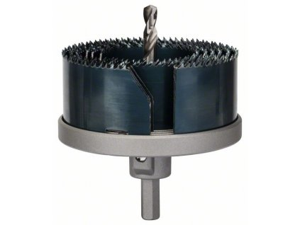 6 dílná sada vykružovacích korunek - Bosch 46/53/60/67/74/81 mm