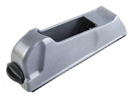 hoblík kovový, 140x40mm, použití: sádrokarton, dřevo, plast, měkké kovy apod., EXTOL PREMIUM