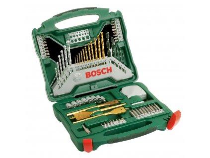 70 dílná sada X-line titan - Bosch