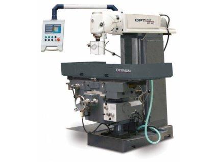 Univerzální frézka OPTImill MT 100  + Dárek dle vlastního výběru