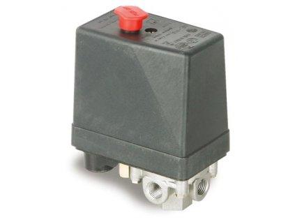 """Tlakový spínač NEMA 230V/ 12bar (4x1/4"""")"""