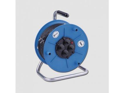 prodluž. kabel gumový na bubnu 230V/25m