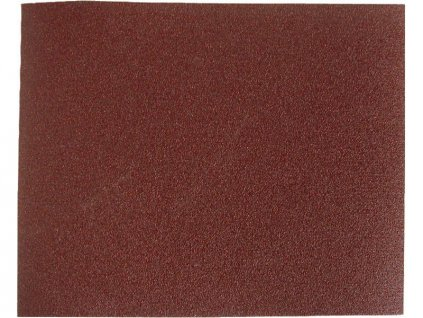plátno brusné archy, bal. 10ks, 230x280mm, P80