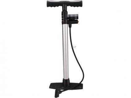 pumpa na kolo s manometrem a upouštěcím ventilem, 120PSI/8bar, EXTOL PREMIUM
