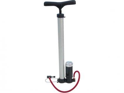 pumpa na kolo s manometrem, 100PSI/7bar, EXTOL CRAFT