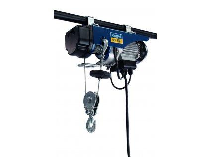 Scheppach HRS 250 - elektrický lanový naviják