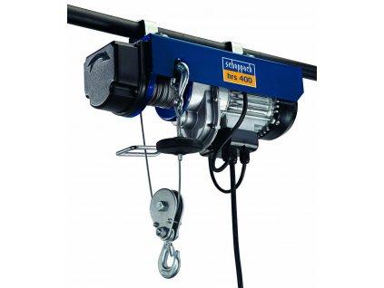 Scheppach HRS 400 - elektrický lanový navíják  + Dárek dle vlastního výběru