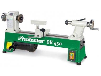 Soustruh na dřevo - Holzstar DB 450  + Dárek dle vlastního výběru