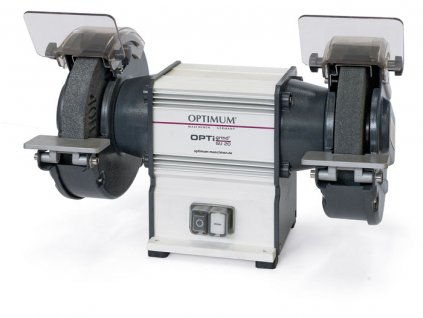Dvoukotoučová bruska OPTIgrind GU 20 (230V)  + Dárek dle vlastního výběru
