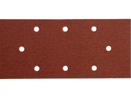 papíry brusné, suchý zip, bal. 10ks, 93x190mm, P80