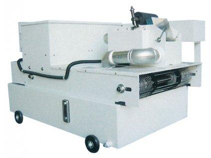 Automatický papírový filtrační pás s magnetickým oddělovačem a chlazením  + Dárek dle vlastního výběru