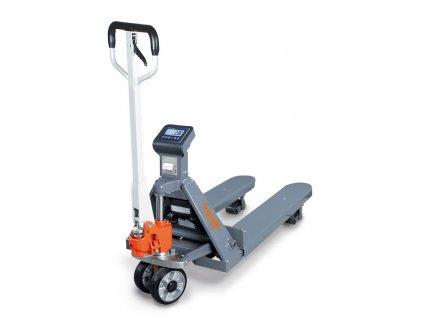 Paletový vozík s váhou a tiskárnou PHW 2002 WP  + Dárek dle vlastního výběru