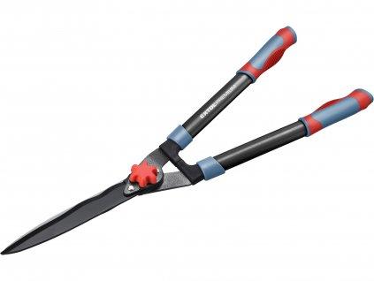 nůžky na živý plot s vlnitým ostřím, 630mm