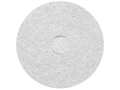 """Leštící pad, bílý 20""""/50,8 cm, 5 ks"""