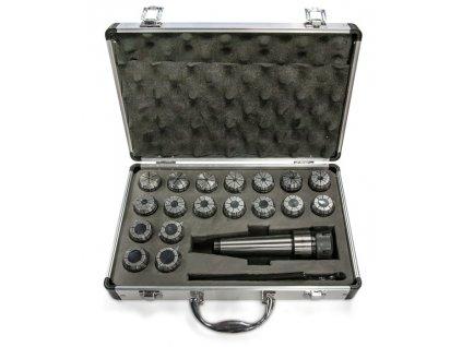 Sada upínače MK2/M10/ER25 a kleštin 1,5-16 mm (15 ks)  + Dárek dle vlastního výběru