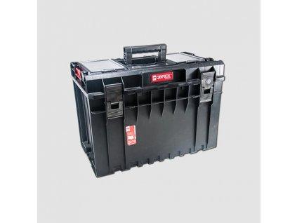 Box plastový 590x385x422mm PROFI Qbrick One 450