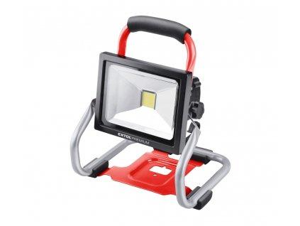 EXTOL PREMIUM - reflektor LED aku SHARE 20 V