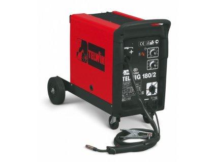 TELMIG 180/2 - Turbo svářečka CO2  + Dárek dle vlastního výběru