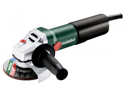 uhlova bruska wq 1100 125 quick metabo