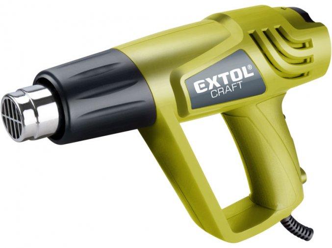 pistole horkovzdušná, 2000W, EXTOL CRAFT