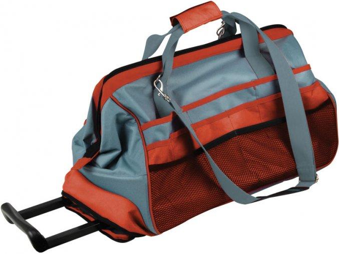 EXTOL PREMIUM - taška na nářadí na kolečkách 51x29x36cm