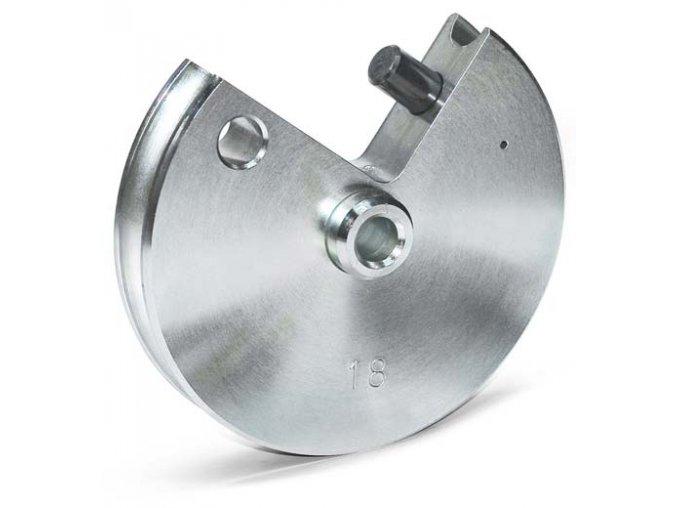 Segment Ø 16 - 2,5 D / rádius 40 mm