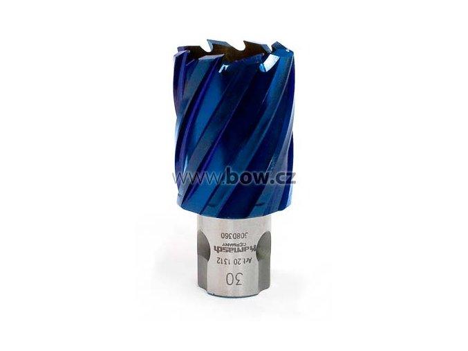 Jádrový vrták Ø 30 mm Karnasch BLUE-LINE 30