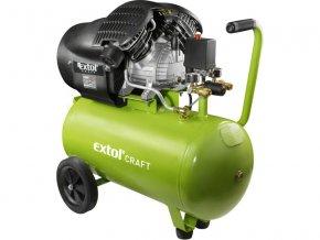 kompresor olejový, 2200W, EXTOL CRAFT  + Dárek dle vlastního výběru