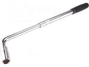 "klíč L teleskopický, 17-19mm, 1/2"", CrV, EXTOL PREMIUM"