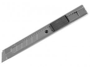 nůž ulamovací celokovový nerez, 18mm, s Auto-lock, NEREZ, EXTOL CRAFT