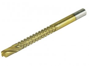 vrták frézovací na dřevo, plast, ∅8x90mm, HSS TiN, EXTOL PREMIUM