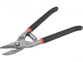 nůžky na plech, 225mm, HCS, EXTOL PREMIUM