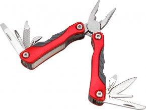 nůž kapesní multifunkční s nářadím, 100/67mm, 9 dílů, délka otevřeného nože 100mm, délka zavřeného nože 67mm, nerez, EXTOL PREMIUM