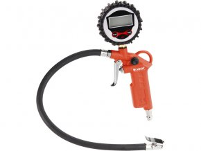 plnič pneumatik smanometrem, digitální, EXTOL PREMIUM, RP 120 D