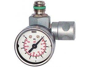 """Regulátor tlaku s manometrem 10 bar, 1/4"""""""