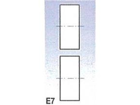 Rolny typ E7 (pro SBM 110-08)