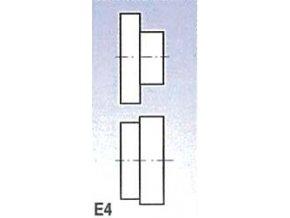 Rolny typ E4 (pro SBM 140-12 a 140-12 E)  + Dárek dle vlastního výběru