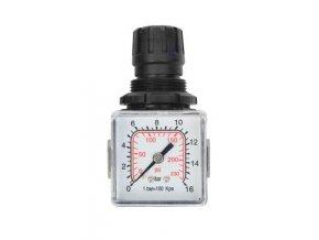 "Regulátor tlaku s 1/4"" 14 bar"