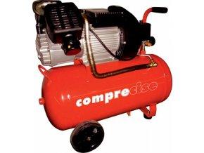 H3/50/2P - Kompresor s olejovou náplní - rychloběžný  + Dárek dle vlastního výběru