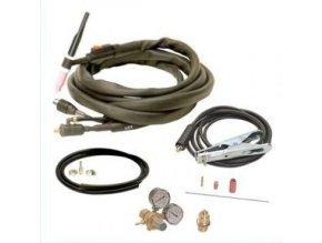 Příslušenství pro svařovaní metodou TIG včetně red.ventilu AR  + Dárek dle vlastního výběru